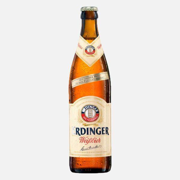 Cerveza Alemana - Erdinger Weissbier 500 ml piragua full compra