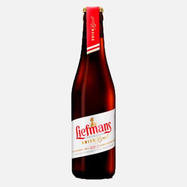 Cerveza Liefmans Kriek Brut Botella 750 ml piragua full compra