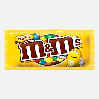 M&M Maní 47.9 g piragua full compra