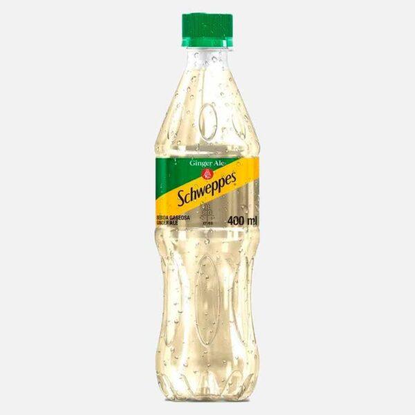 Schweppes Ginger Ale 400 ml piragua full compra