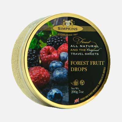 Simpkins Forest Fruit 200 g piragua full compra