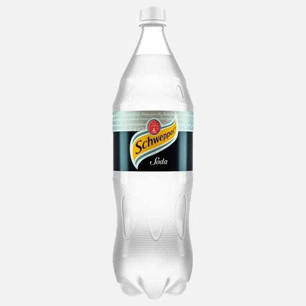 soda schweppes 1.75 piragua full compra