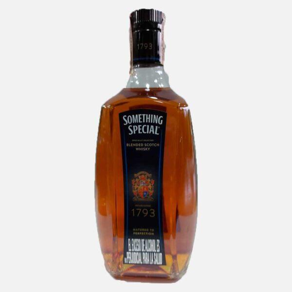 Whisky Something Special nueva edicion piragua full compra